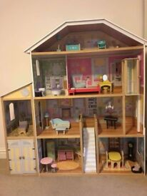Kidkraft majestic mansion Dolls House RRP £170