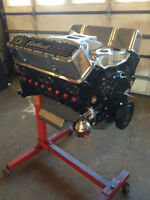 450 HP 350-355 SBC FORGED CHEVY ENGINE