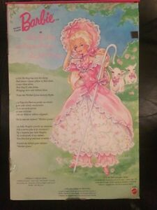 Little Bo Peep Collectible Barbie NEW!! London Ontario image 2