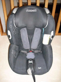 Maxi Cosi Opal car seat Suits child 0-18kg