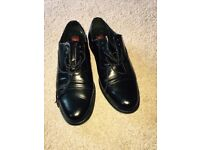 Men's all leather shoes