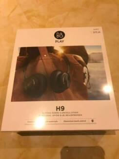 Brand New B&O H9 sealed never being opened
