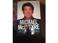 Michale McIntyre life and laughing my story book