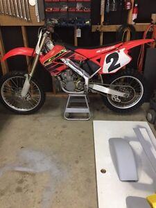 2001 HONDA CR 250 *ORIGINAL OWNER*