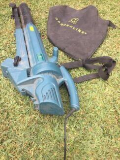 Garden tool blower vacuum Gardenline leaves lawns BARGAIN