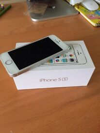 i phone 5s silver unlocked for sale 185