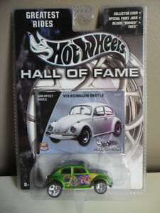 Flower Power VW Beetle Hot Wheels Die Cast and Iron-on Patch