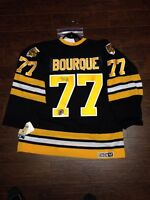 Ray Bourque autographed jersey with COA Boston Bruins