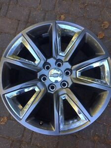22 inch Chevy rims