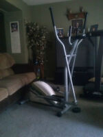 Cardiostyle elliptical  barely used brand new condition