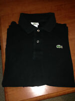 Lacoste collared shirts
