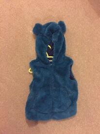 Next Bear Gillet age 3-4