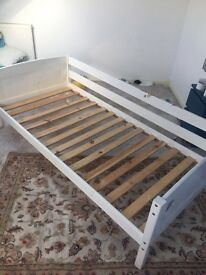 Bunk bed or 2 single beds