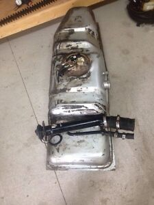 Starter and Gas Tank
