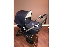 Bugaboo cameleon3, classic + collection navy blue