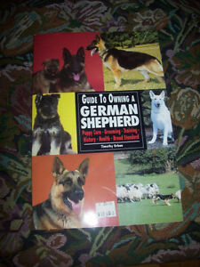 *** GERMAN - SHEPHERD - DOG - BOOK ***