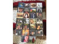Selection of cd's