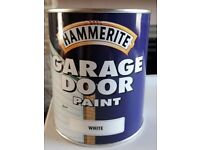 Garage Door Paint White Hammerite