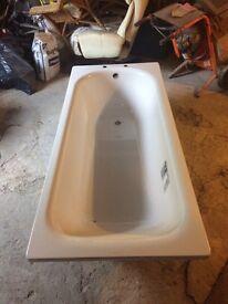 Kaldewei 2 tap hole bath 1700x750