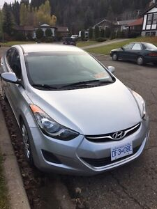 REDUCED!!!! 2013 Hyundai Elantra  Prince George British Columbia image 2