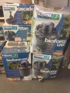 Bioforce Pond Filters
