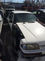 1988 Mustang 5ltr project
