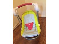 Mamas papas baby swing