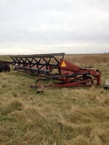 20 ft pull type swather Regina Regina Area image 1