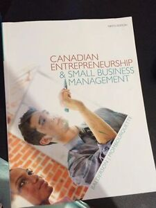 NAIT ENTR 2262 2nd year textbook