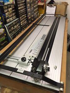 "Fletcher 2100 48"" Mat cutter for picture framing"