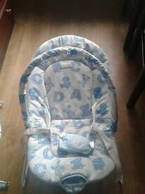 abc baby bouncer