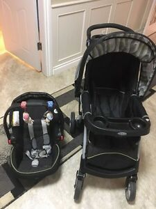 Grace Stroller and Cars wear Combo