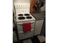 Electric cooker in good condition