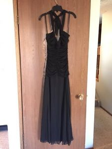 Le Chateau M Black Dress