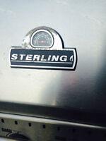 BEAU BBQ STERLING A VENDRE acheteéen 2013