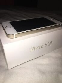 Iphone 5S in Gold - vodafone