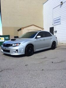 2011 Subaru wrx limited package