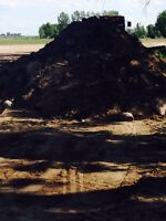 Fill dirt with lots of rocks in it. Taber