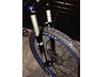 120mm X-Fusion Air Forks