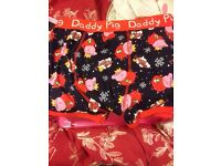 Daddy Pig Boxers