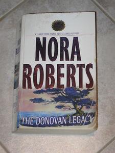 ...NORA ROBERTS ...The Donovan Legacy