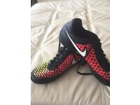 Boys Nike trainers - used size 5