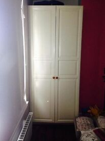 Ikea Pax Wardrobes (2x Singles and 1x Double) - MAY BE ABLE TO DELIVER