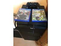 New PS4 +2 good games swap for good phone