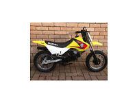 Suzuki JR50 Motorcross Motox Dirt bike