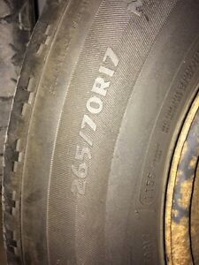 Winter rims for Ford F150