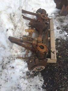 Dana 44 front axle from 00 to 01 Dodge Ram 1500