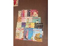 20 Cake Craft and Decoration magazines