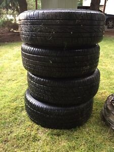 Winter tires 195/60R15 M+S tires