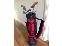 HOWSON GOLF CLUBS SET IN REALLY GOOD CONDITION
